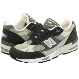 [ニューバランス] M991XG GRAY/WHITE 【MADE in U.K】 【Dワイズ】 US7-25.0cm