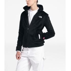 (取寄)ノースフェイス レディース PR オシト ジャケット The North Face Women's PR Osito Jacket TNF Black