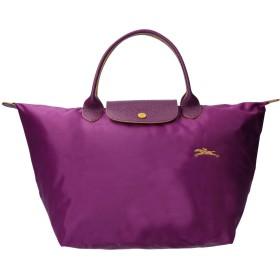 ロンシャン(LONGCHAMP) ハンドバッグ 1623 619 P21 ル・プリアージュ クラブ パープル 紫/イエロー系 [並行輸入品]