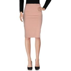《セール開催中》BETTY BLUE レディース ひざ丈スカート ピンク 42 ポリエステル 74% / レーヨン 22% / ポリウレタン 4%