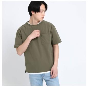【ザ ショップ ティーケー/THE SHOP TK】 プライムフレックスビッグシルエットTシャツ