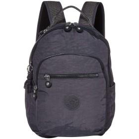 KIPLING(キプリング) バッグ バックパック・リュックサック Seoul Small Backpack Night Grey レディース [並行輸入品]
