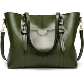 女性のショルダートート、ファッションオイルワックスレザー高品質メッセンジャーバッグハンドバッグメッセンジャーバッグレディーハンドバッグレディーハンドバッグ
