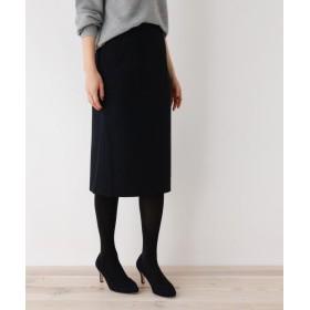 index(インデックス) 【洗える・42(LL)WEB限定サイズ】ミドル丈バックスリットタイトスカート