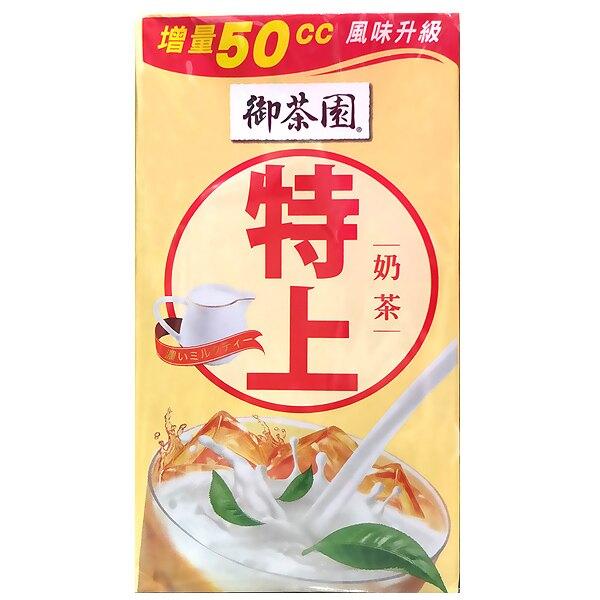 御茶園 特上奶茶 300ml (24入)/箱【康鄰超市】
