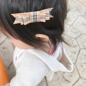 mini ribbon clip〈2つセット〉