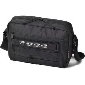 [ロスコ]ROTHCO ショルダーバッグ コーデュラ ショルダーバッグ 45001 メンズ レディース 鞄 ボディ-バッグ 01.ブラック フリー [並行輸入品]
