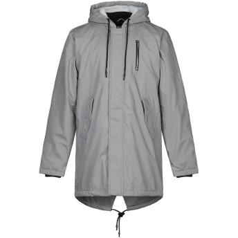 《セール開催中》ANERKJENDT メンズ コート ライトグレー M コットン 50% / ポリエステル 50%