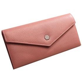 Honana パーティーバッグ レディース ファッション契約と寛大なユニセックス財布ハンドバッグ大容量カードのパッケージは、携帯電話を置いてもよいです 2WAY 二次会 結婚式 披露宴 (色 : ピンク)