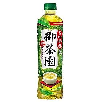 御茶園 台灣四季春 無糖 550ml【康鄰超市】