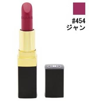 シャネル CHANEL ルージュ ココ #454 ジャン 3.5g 化粧品 コスメ ROUGE COCO ULTRA HYDRATING LIP COLOUR 454 JEAN