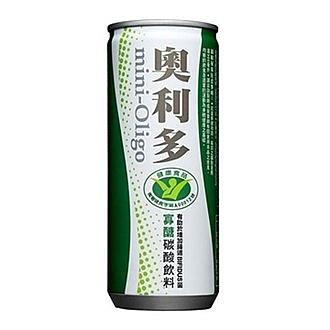 金車 奧利多 寡糖碳酸飲料 240ml/罐【康鄰超市】