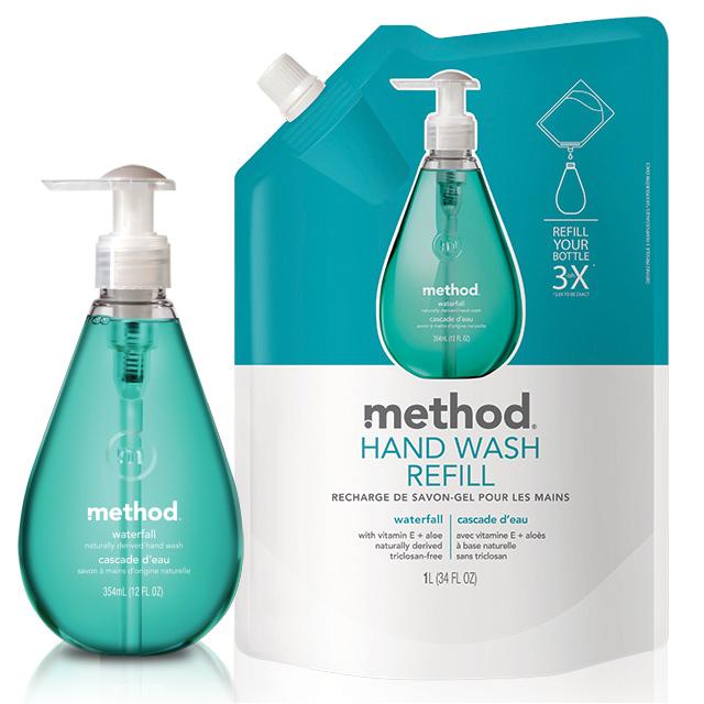 Method 美則清泉洗手乳超值組