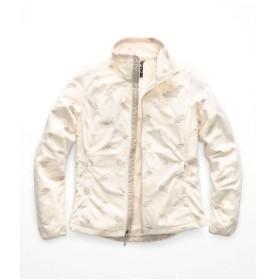 (取寄)ノースフェイス レディース ノベルティ オシト ジャケット The North Face Women's Novelty Osito Jacket Vintage White / Peyote