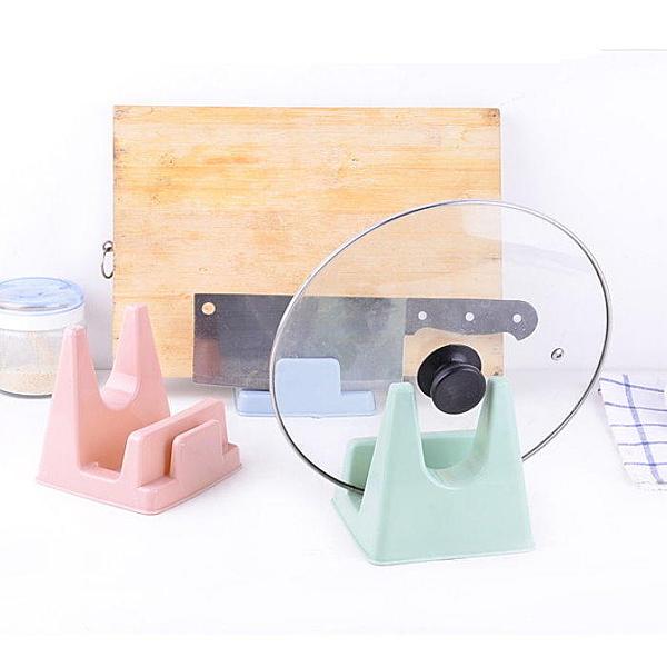 【DK175】鍋蓋菜板架 鍋蓋架 刀架 菜板架 砧板架 刀具收納架 EZGO商城