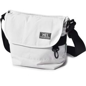 [エムイーアイ]MEI ショルダーバッグ NEW COL MESSENGER 193007 バッグ 鞄 01.ホワイト [並行輸入品]