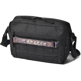 [ロスコ]ROTHCO ショルダーバッグ コーデュラ ショルダーバッグ 45001 メンズ レディース 鞄 ボディ-バッグ 03.ブラック×グリーンカモ フリー [並行輸入品]