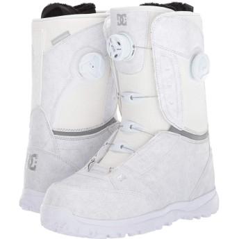 [ディーシーシュー] シューズ ブーツ・レインブーツ Lotus Boa Snowboard Boots White レディース [並行輸入品]