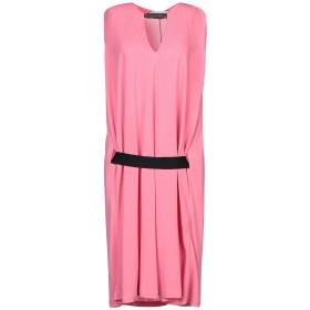 《セール開催中》GALLE Paris レディース ミニワンピース&ドレス ピンク 42 レーヨン 100%