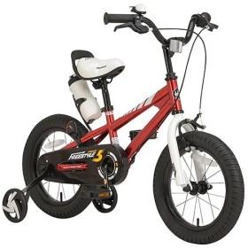 ロイヤルベビー(Royalbaby) 子供自転車 RB-WE FREESTYLE 14インチ 48362 ジュニア 幼児用 キッズバイク 補助輪付