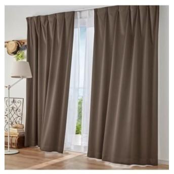 【送料無料!】遮光カーテン&遮熱。24時間見えにくい。UVカットレースセット カーテン&レースセット, Curtains, sheer curtains, net curtains(ニッセン、nissen)
