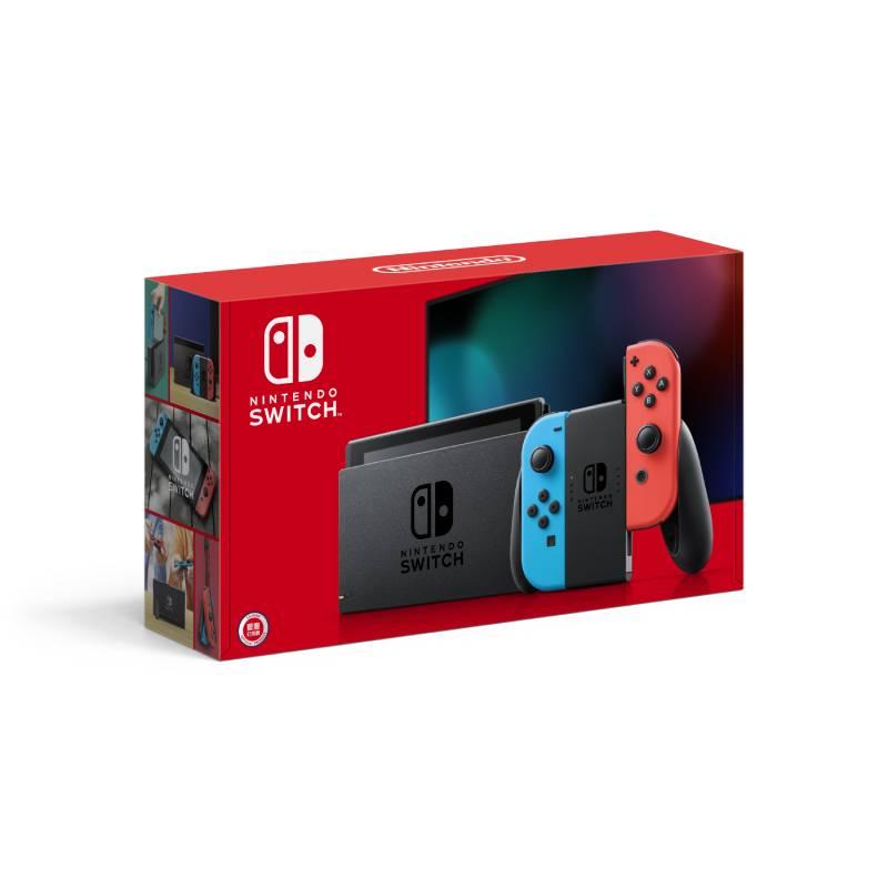 Nintendo 任天堂 NS Switch 主機單機 電續加長版