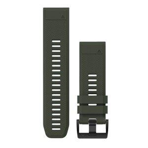 【現貨】Garmin Fenix 3 QUICKFIT 26mm 青苔綠矽膠錶帶  附發票 公司貨