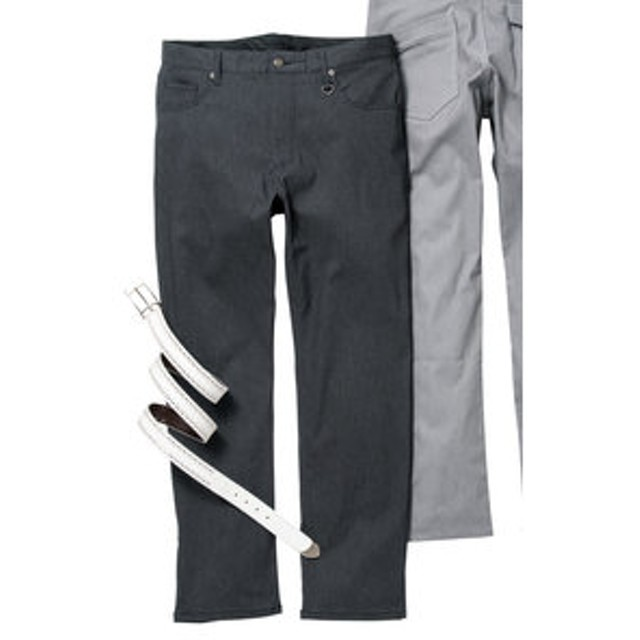 【SALE開催中】【GRAND-BACK:パンツ】【大きいサイズ】グランバック/GRAND-BACK ハイパーストレッチ カルゼ5ポケットパンツ