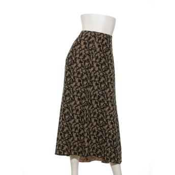 [GREED]CLASSIC FLORAL JACQUARD スカート