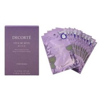 コスメデコルテ COSME DECORTE ヴィタ ドレーブ マスク 10ml×12枚 化粧品 コスメ
