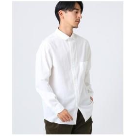 シャギーコットンシャツ