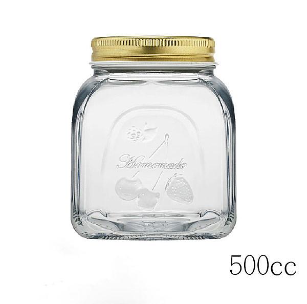 土耳其Pasabahce玻璃四季蔬果罐 (500cc)