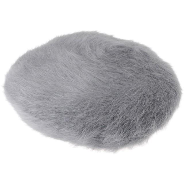 アンゴラSベレー帽