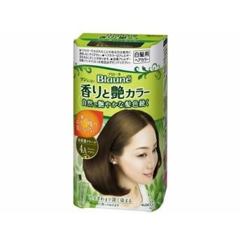ブローネ 香りと艶カラークリーム 4A KAO