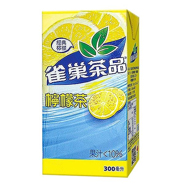 雀巢茶品 檸檬茶(經典檸檬) 300ml (24入)/箱【康鄰超市】