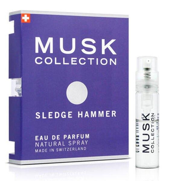 針管-MUSK藍麝香淡香精1.4ml《BEAULY倍莉》