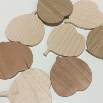 木製 リーフ ポポラス
