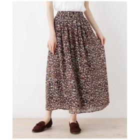 楊柳マルチカラースカート