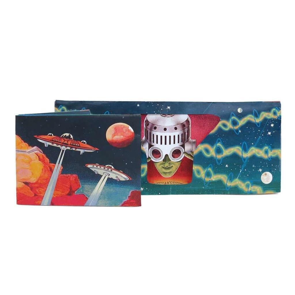 【現貨】SCI-FI WALLET 科幻使命杜邦紙錢包
