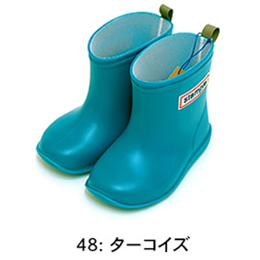 Stample 兒童雨靴 含鞋墊(原廠鞋墊 款色隨機)ST-R#48天空藍