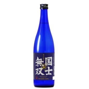 高砂酒造 国士無双 純米吟醸  720ml 1本 北海道限定 お歳暮 御祝