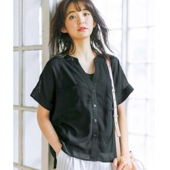 【ジーラ】シャツ&タンクトップセット