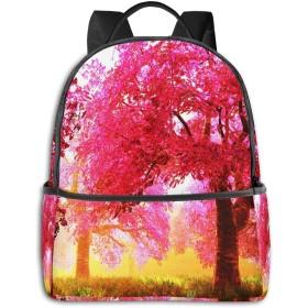 バックパック メンズ レディース ビジネス おしゃれ 高校生 通勤 大容量 多機能 盗難防止 防水 通学 旅行鞄 ファンタジー神秘的な花花