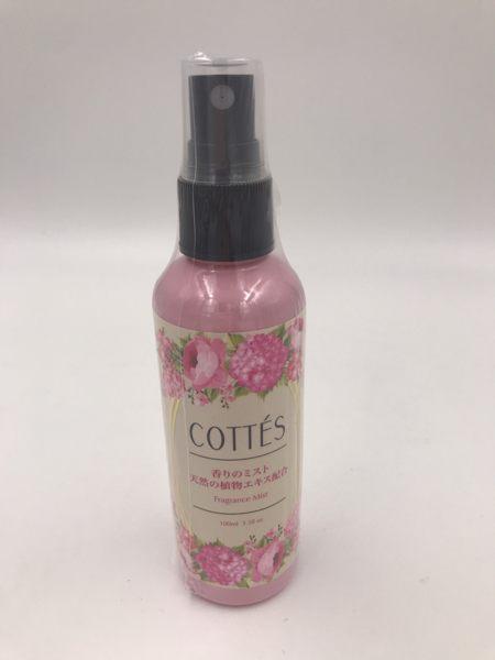 現貨【COTTE'S珂緹絲】香氛除臭芳香噴霧100ml ❤️花果香味❤️【艾保康】