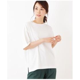 【42(LL)WEB限定サイズ】スーピマコットンラフTシャツ