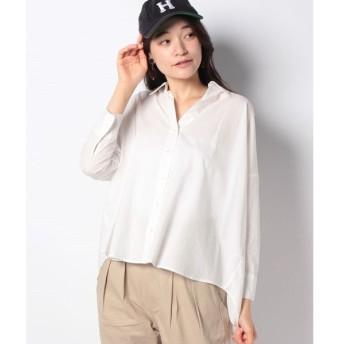 【テチチ】Lugnoncure ビックシルエットシャツ 長袖