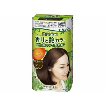 ブローネ 香りと艶カラークリーム 5 KAO