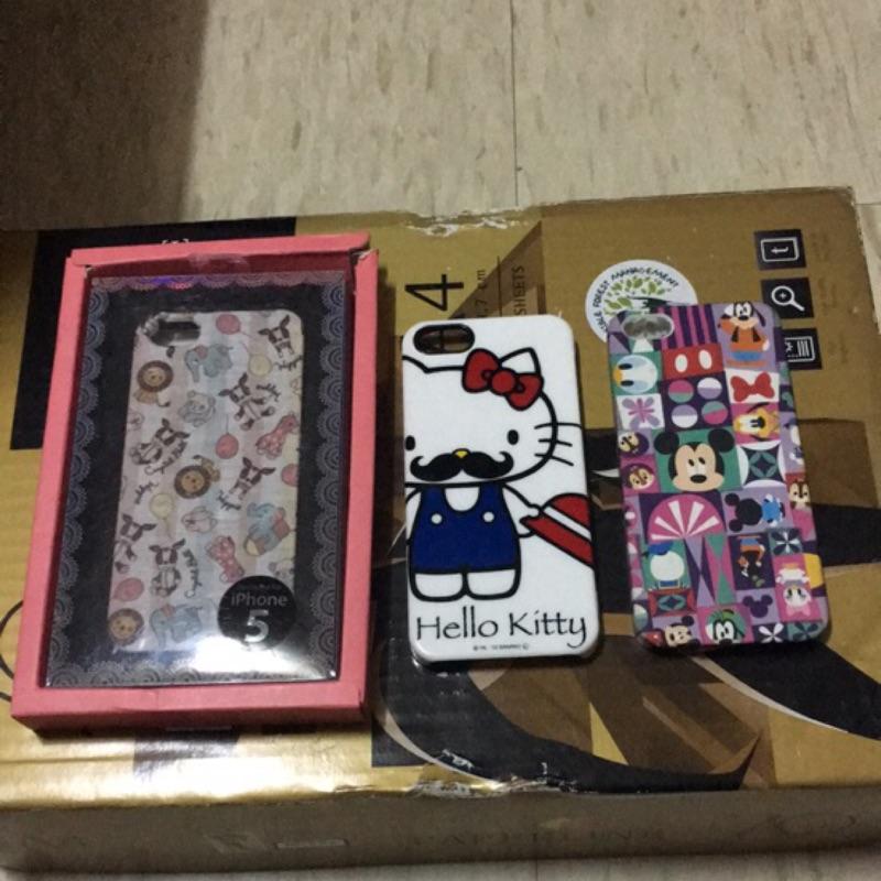 iPhone 5/5s Disney 手機殼