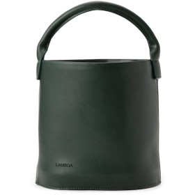 【ソフール/Sofuol】 【Marisol12月号掲載】LAUGOA レザー調バケツバッグ