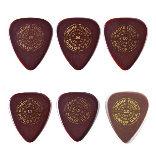 Dunlop 511 Primetone Ultex 電吉他 Pick 彈片(特級研磨款) [唐尼樂器]